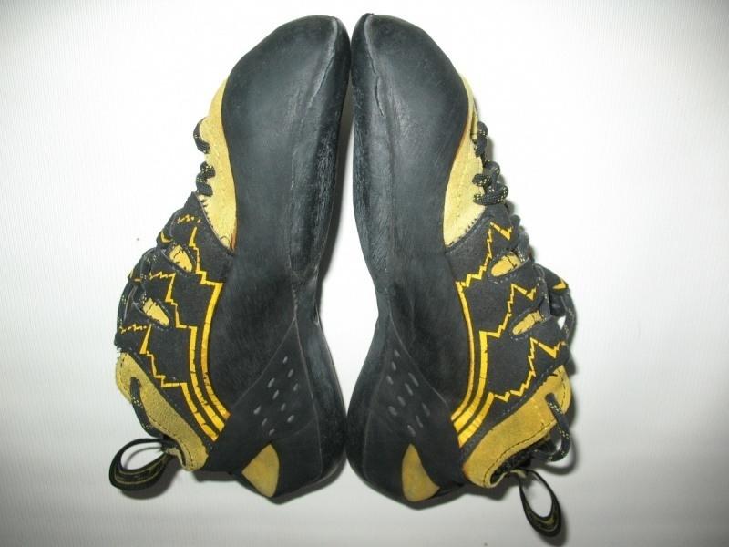 Скальные туфли LA SPORTIVA katana lace  (размер EU39;USm6, 5;USw7, 5(на стопу 250 мм)) - 7