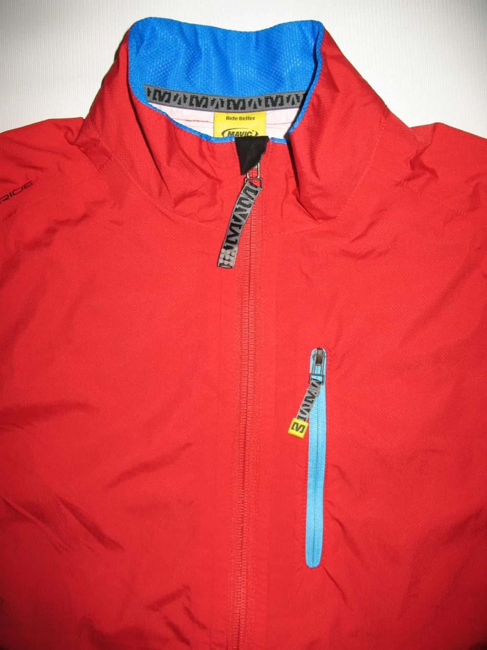 Куртка MAVIC rain cycling jacket (размер L) - 3