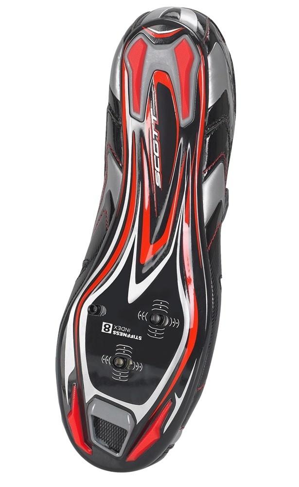 Велотуфли SCOTT road team BOA bike shoes (размер EU43(на стопу +-275 mm)) - 2