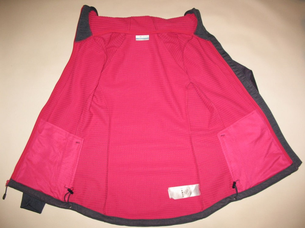 Куртка COLUMBIA steel cliff hooded softshell jacket lady (размер S) - 7