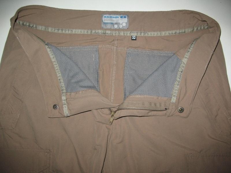 Шорты SALOMON 3/4 shorts (размер 32-M) - 4