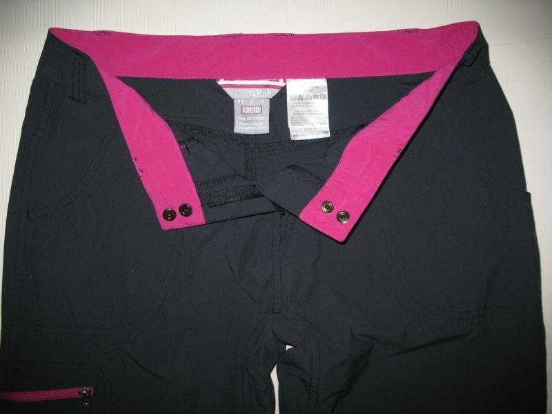 Штаны RAB Helix Cargo Pants lady (размер 38-S) - 6