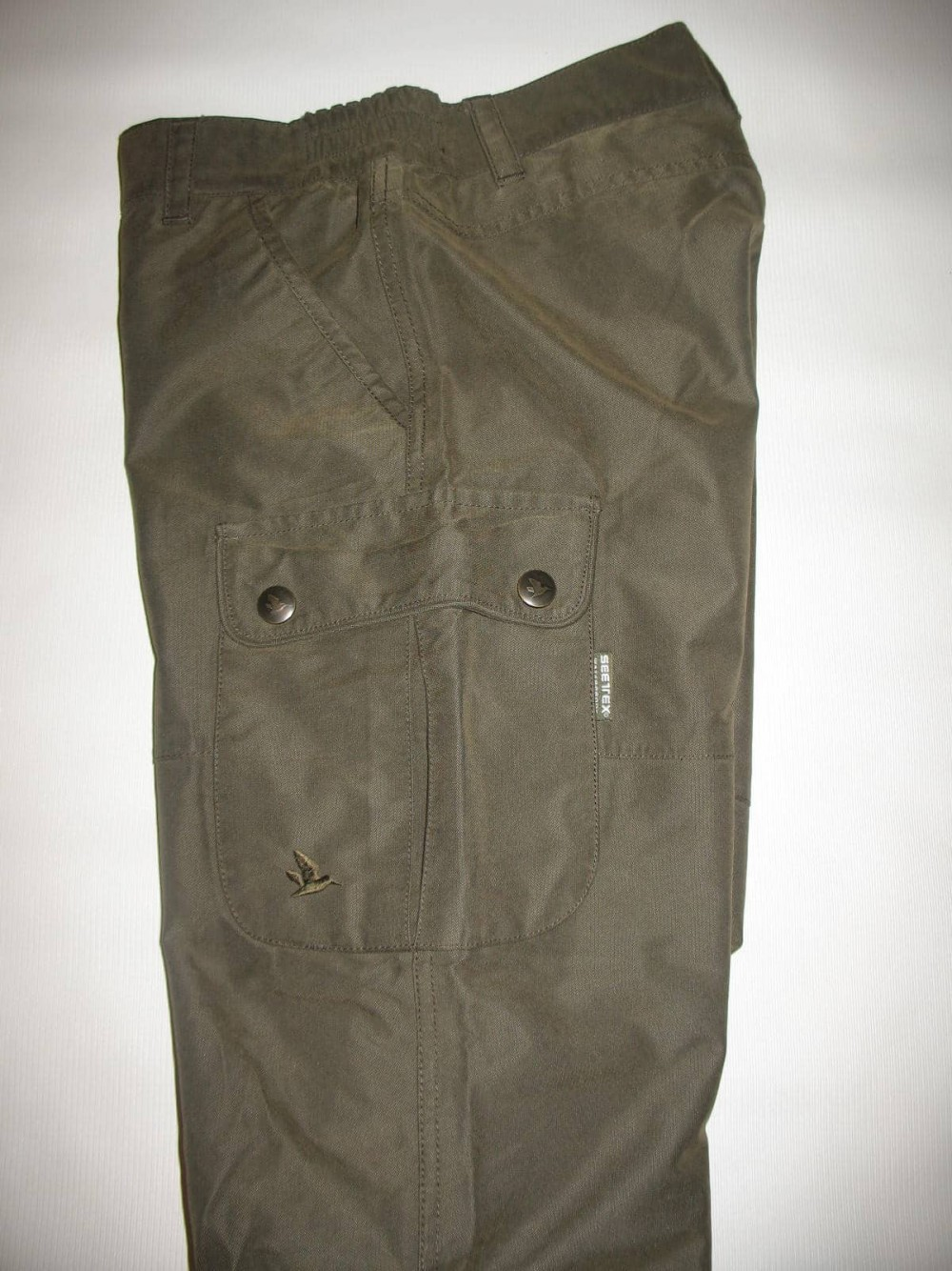 Штаны SEELAND woodcock kids pants (размер 16(взрослый S/XS) - 7