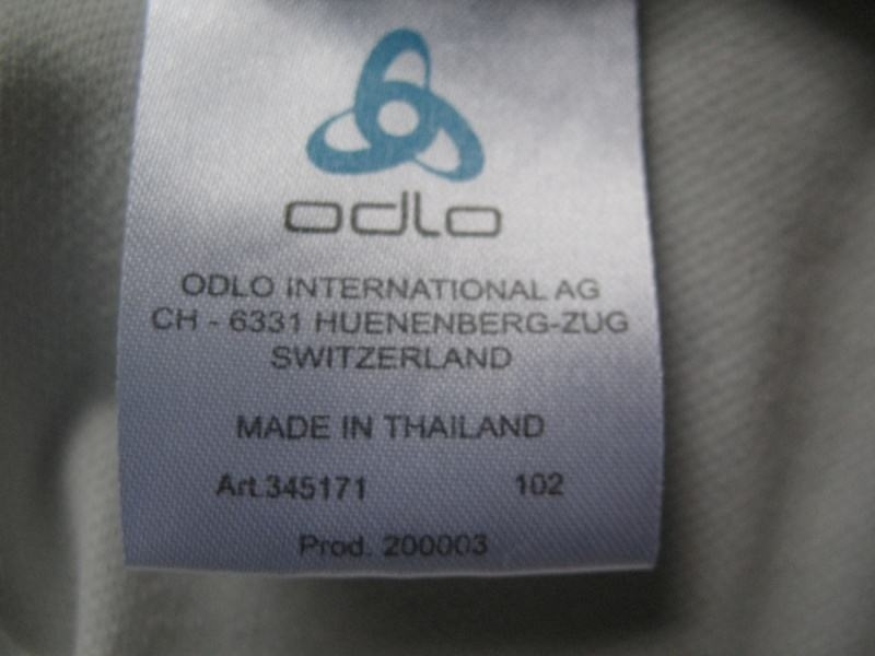 Кофта ODLO lady (размер S/M) - 4