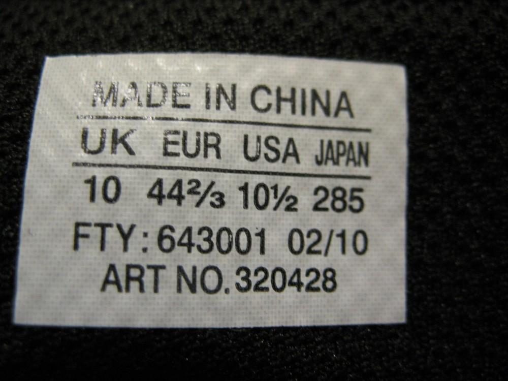 Велотуфли MAVIC razor MTB cycling shoes (размер UK10/US10.5/EU44.5(на стопу до 285 mm)) - 8