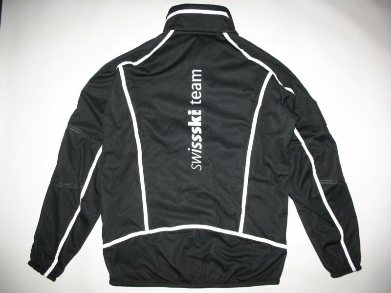 Куртка DESCENTE swissski team softshell B (размер 48/M) - 1