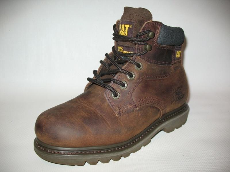Ботинки CAT techni flex boots (размер UK6/US5/EU38(на стопу до 240mm)) - 1