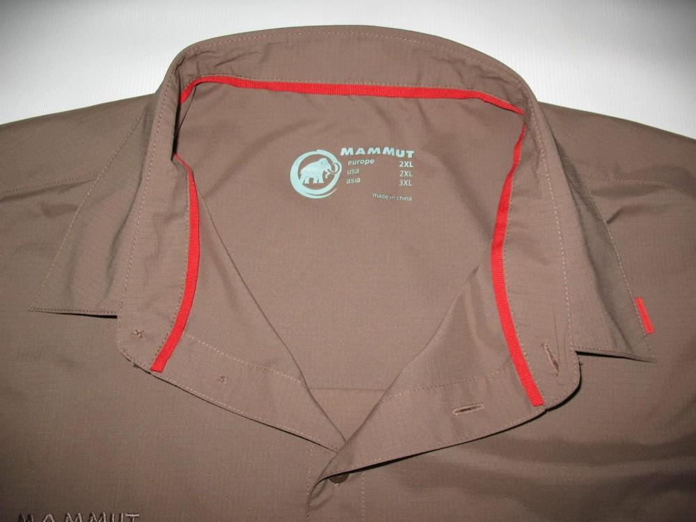 Рубашка MAMMUT ultralight outdoor shirt (размер XXL/XXXL) - 3