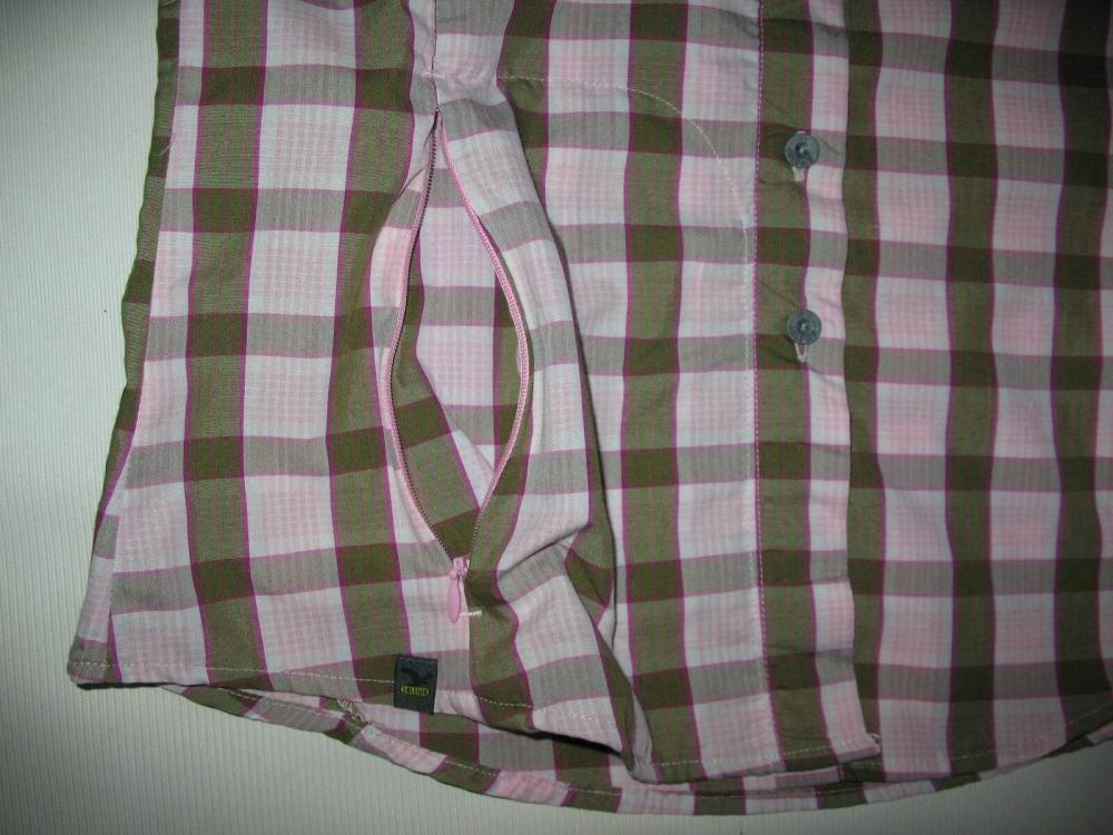 Рубашка SALEWA Hannah Dry shirt lady (размер L) - 5