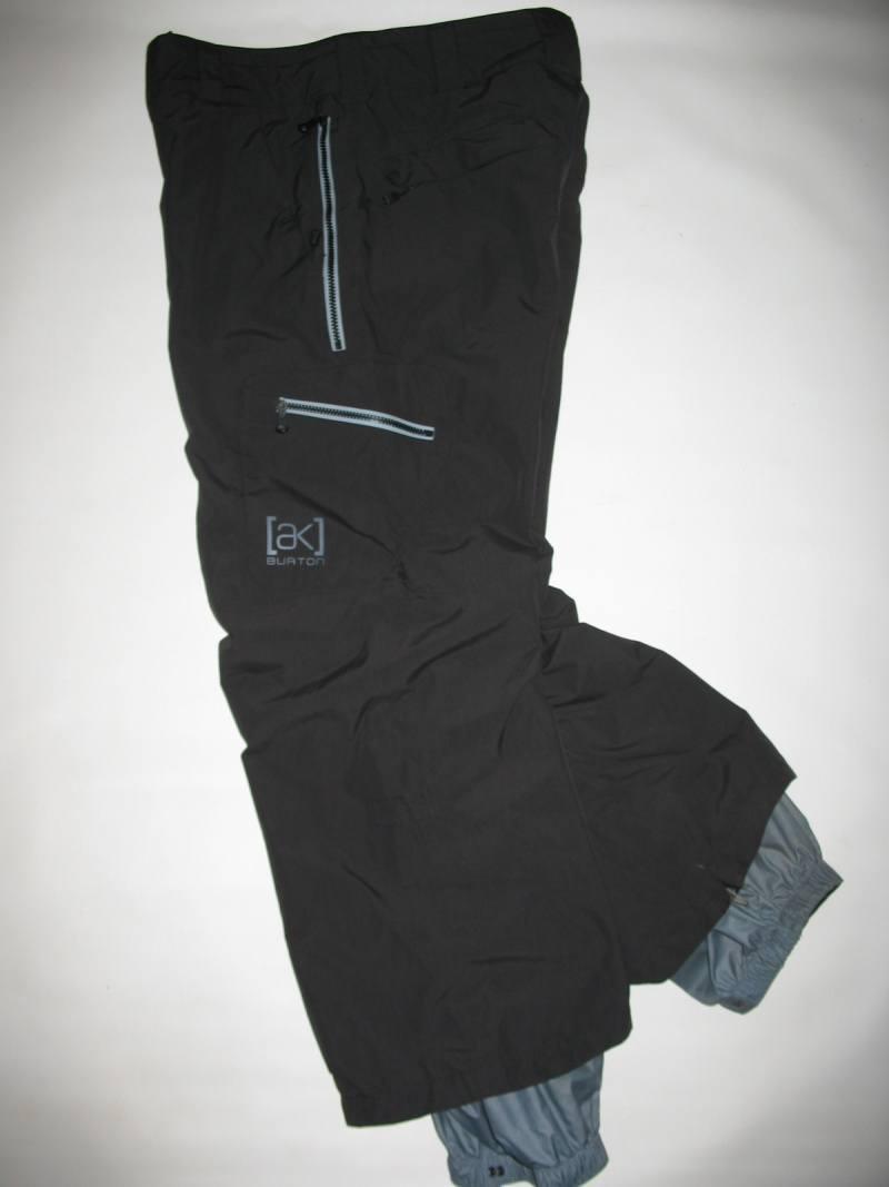 Штаны BURTON  [AK]  2L Stagger Pant  (размер S) - 6