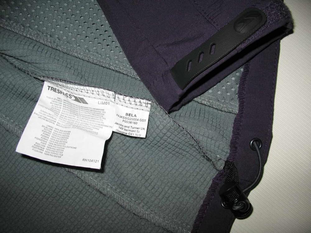 Куртка TRESPASS bela softshell jacket lady (размер M) - 11