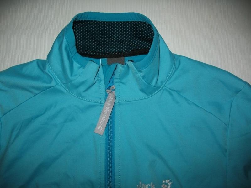 Куртка JACK WOLFSKIN Electron Softshell jacket lady  (размер M) - 4