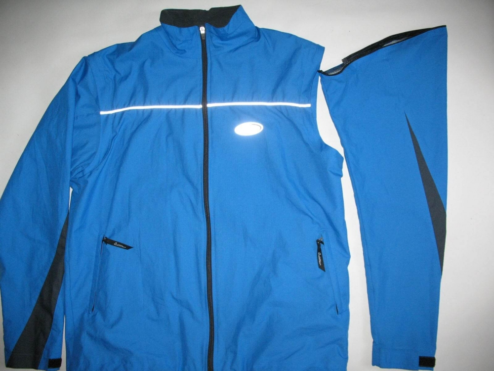 Куртка LOFFLER windstopper packable jacket (размер 56/XXL) - 2