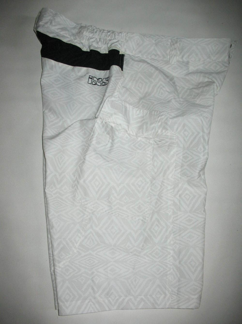 Велошорты IXS duncan MTB pro shorts (размер XXL) - 6
