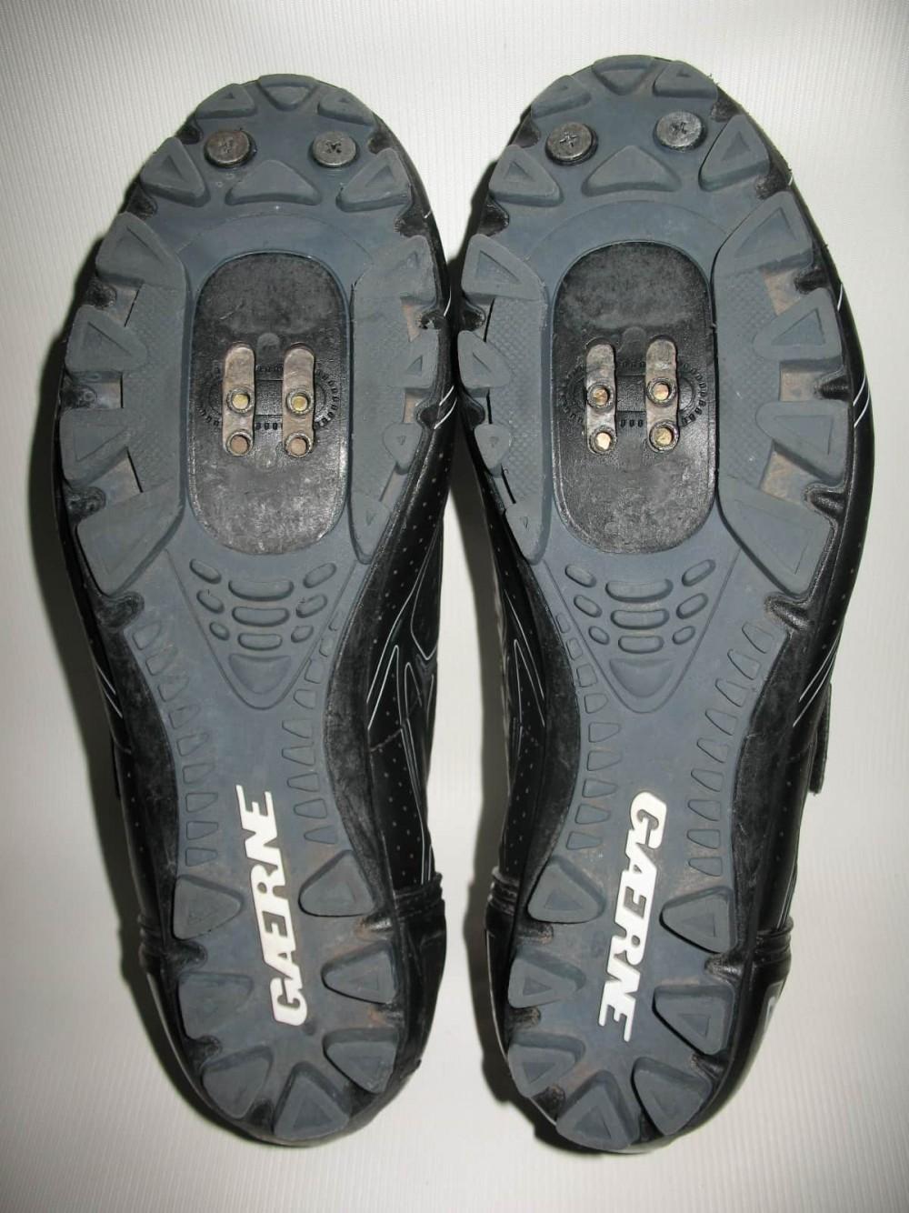 Велотуфли GAERNE mtb shoes (размер US9/UK8,5/EU43(на стопу 270 mm)) - 8