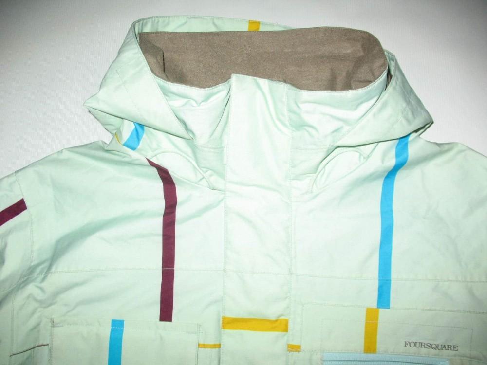 Куртка FOURSQUARE vise jacket (размер L) - 6