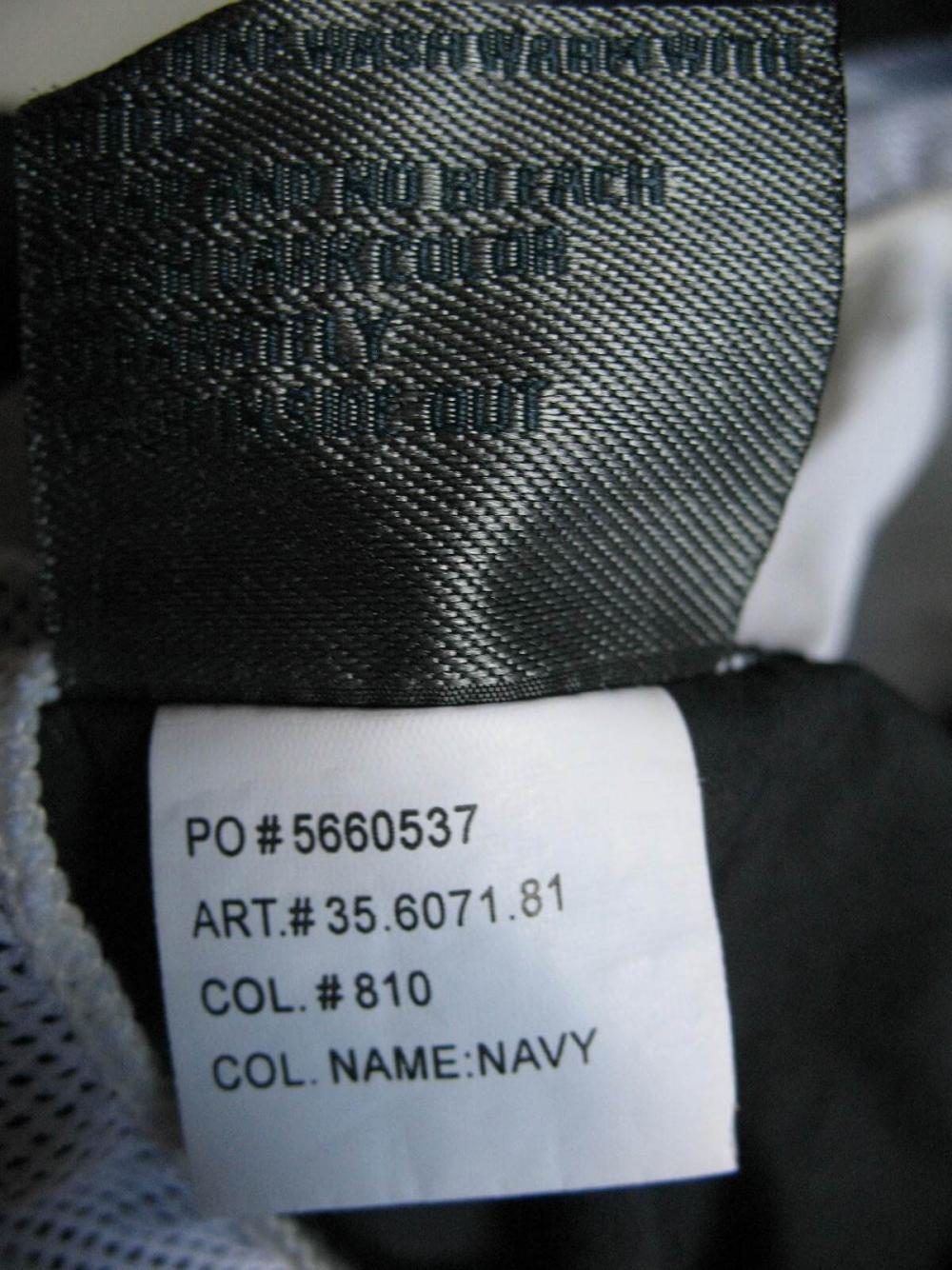 Шорты GAASTRA sailing shorts (размер М) - 9