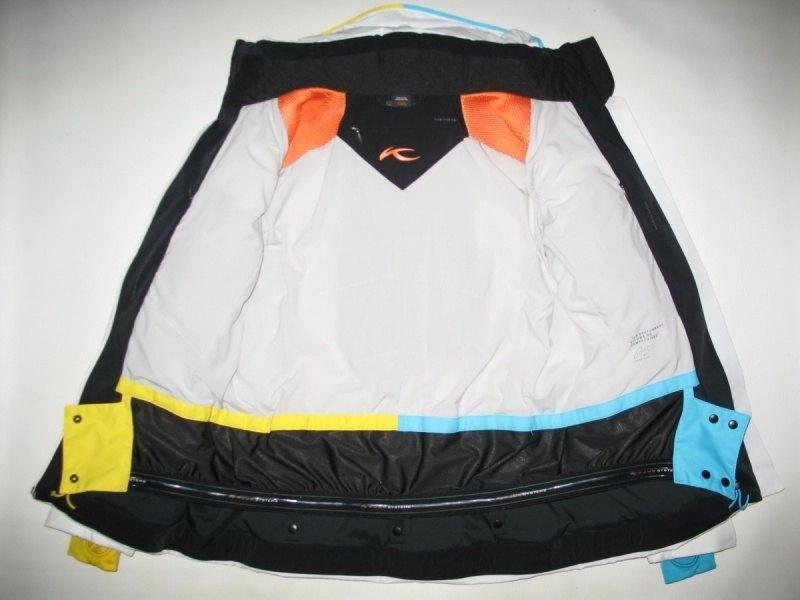 Куртка  KJUS Savvy Down jacket lady  (размер L/M) - 9