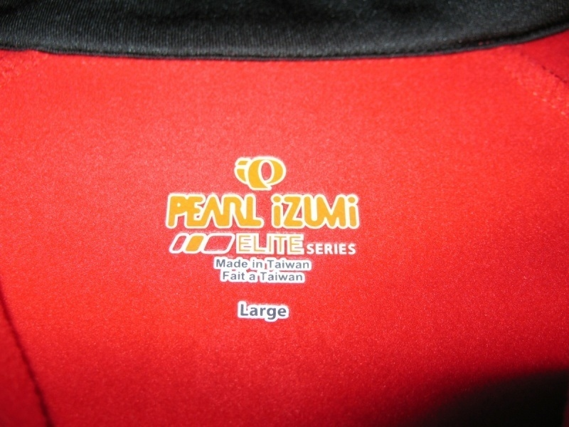 Кофта PEARL IZUMI Elite Thermal LS Jersey  (размер L) - 5