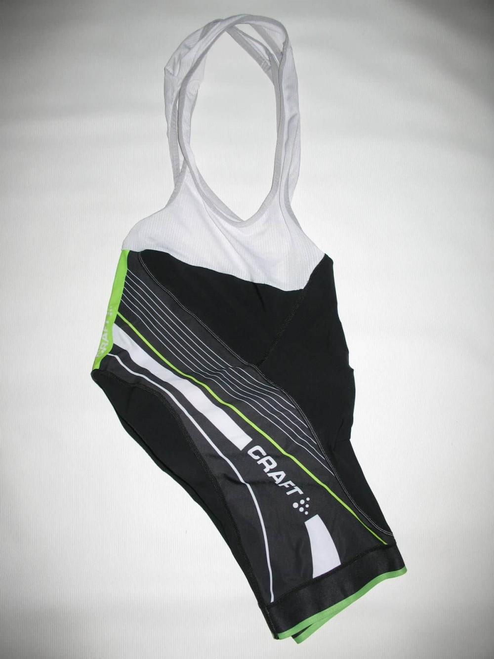 Велошорты CRAFT grand tour bib shorts (размер S) - 2