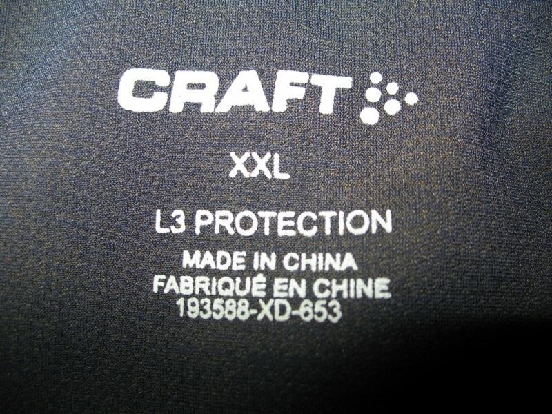 Комбинезон CRAFT L3 bib  (размер XXL) - 4