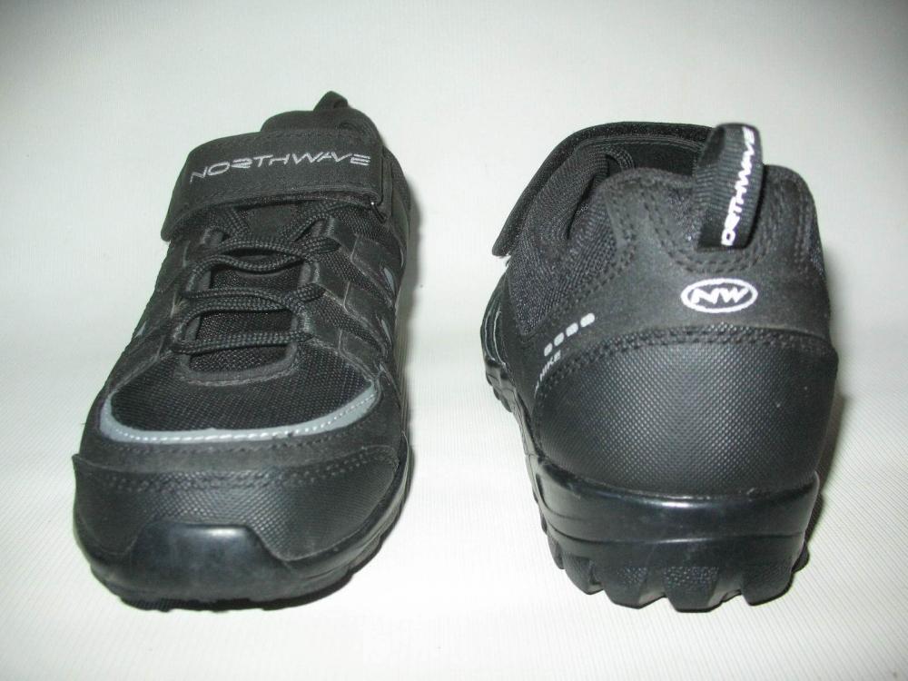 Велотуфли NORTHWAVE rocker bike shoes (размер UK6,5/US7,5/EU40(на стопу 255mm)) - 5