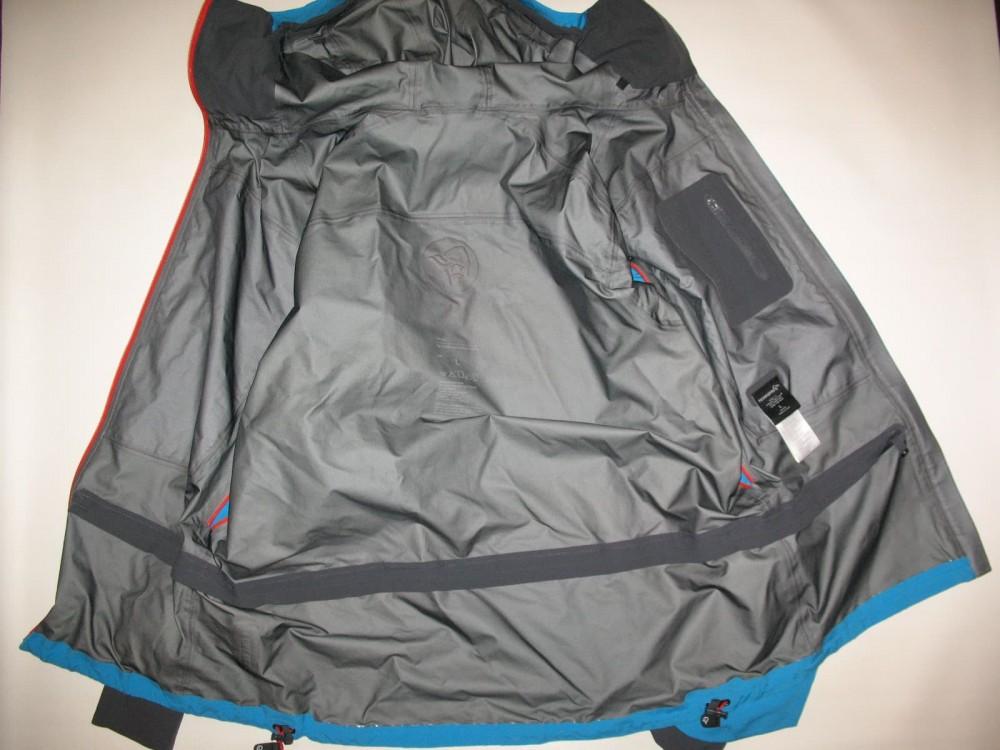 Куртка NORRONA lofoten M GTX jacket (размер L) - 9