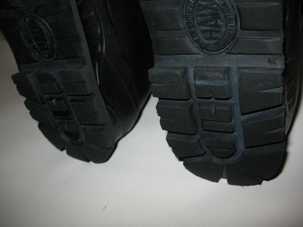 Ботинки HAIX trekker pro boots (размер UK8,5/US9,5/EU43(на стопу до 285 mm)) - 11