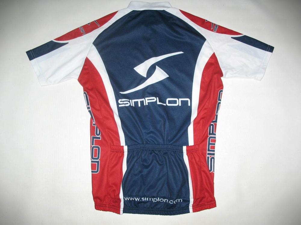Веломайка NALINI simplon cycling jersey (размер XL) - 1