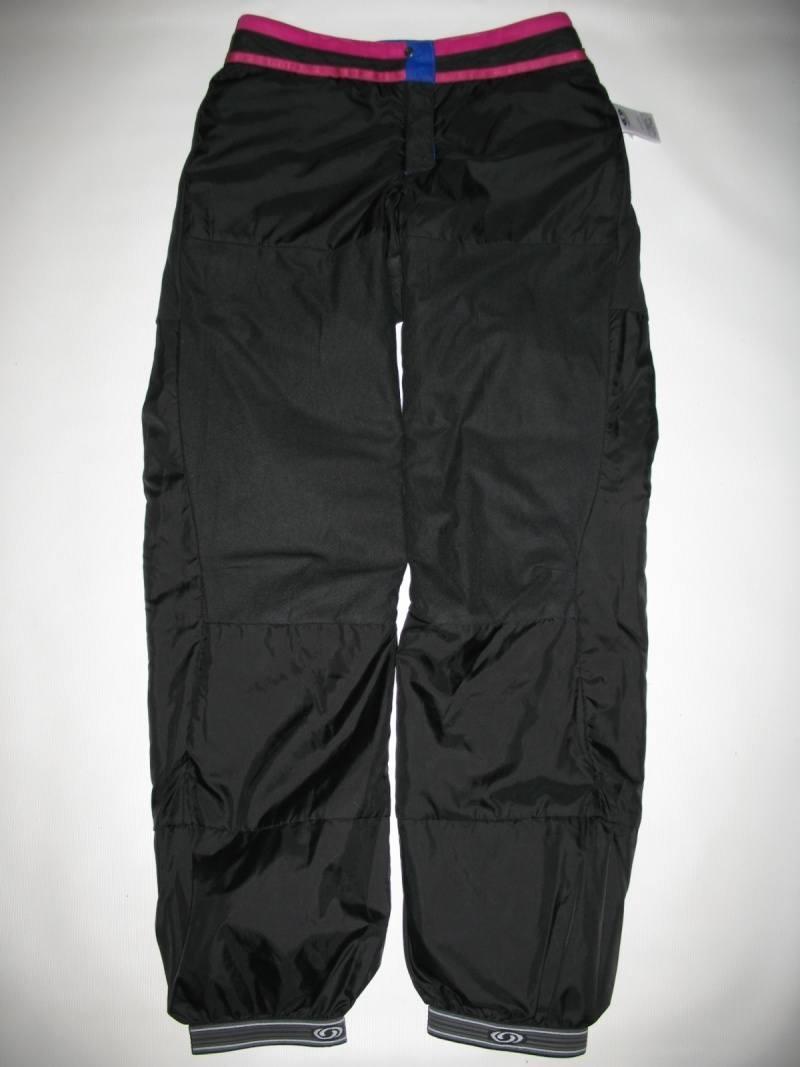 Штаны  SALOMON climapro 10/10 pants lady  (размер S) - 15