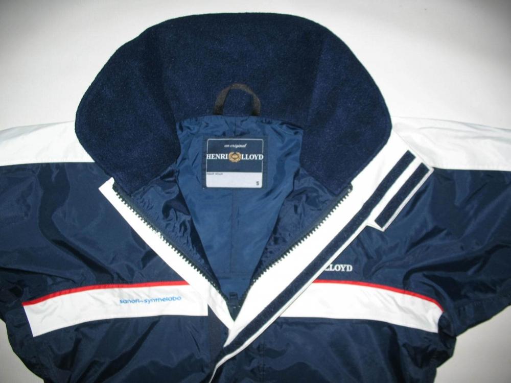 Куртка HENRI LLOYD CT1000 Yachting Jacket (размер S) - 4