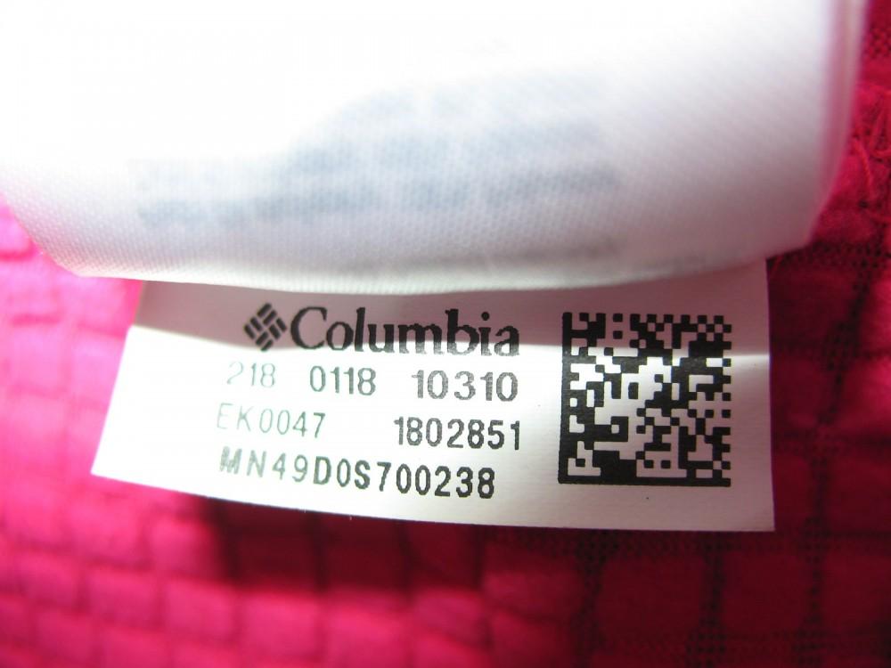 Куртка COLUMBIA steel cliff hooded softshell jacket lady (размер S) - 12