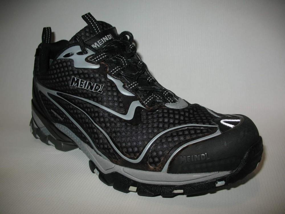Кроссовки MEINDL gtx shoes (размер UK7,5;EU42,5(на стопу до 270 mm)) - 1