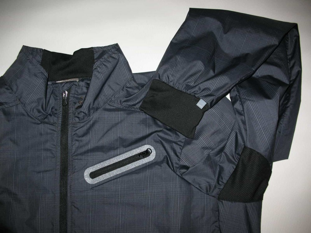 Куртка CRAFT ride wind jacket (размер M) - 4