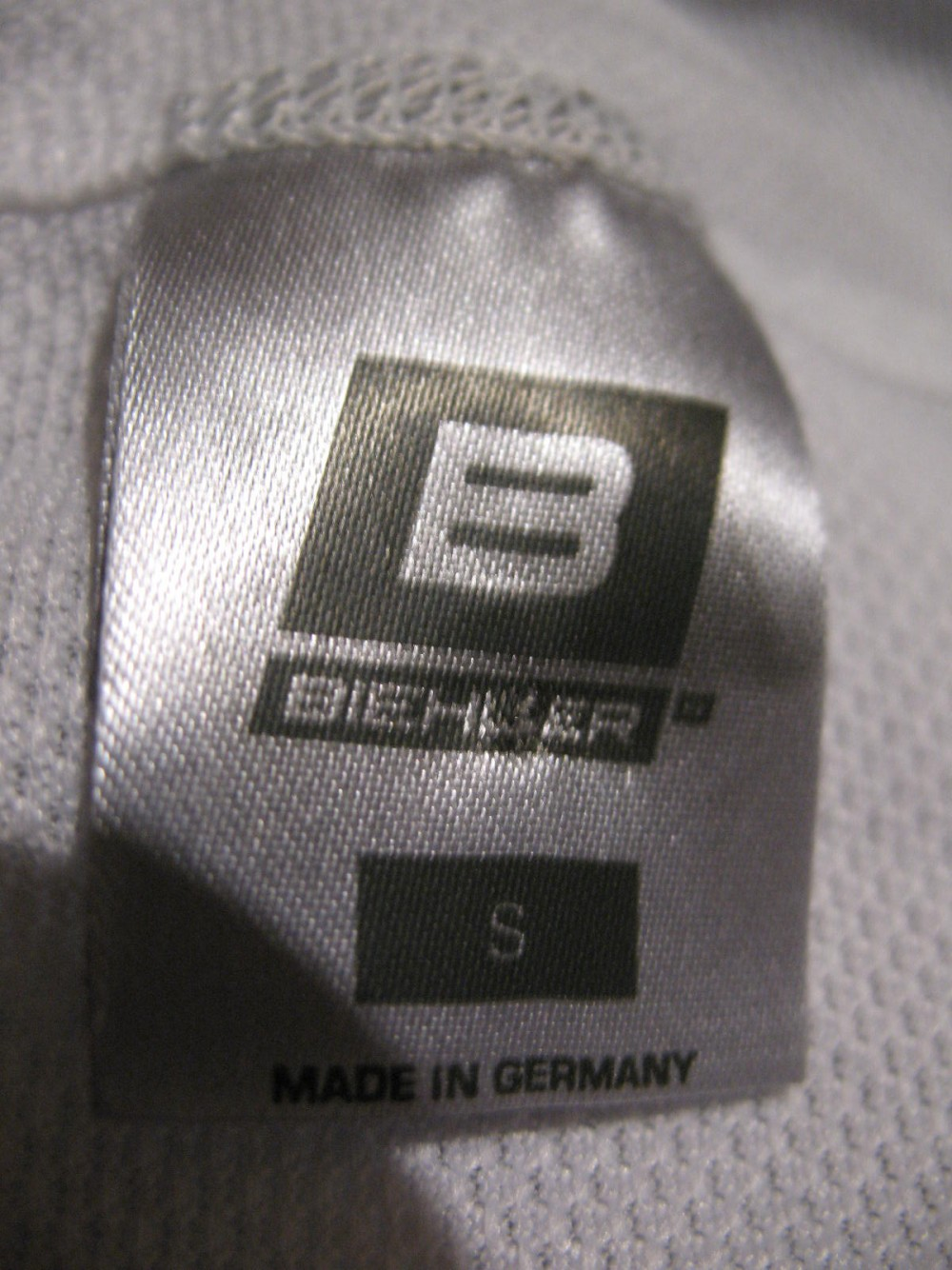 Велошорты BIEHLER heavy gear bib cycling shorts (размер S) - 7