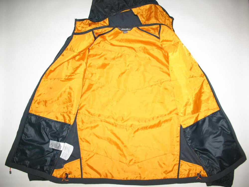 Куртка EDDIE BAUER ultralight hooded  jacket (размер L) - 3