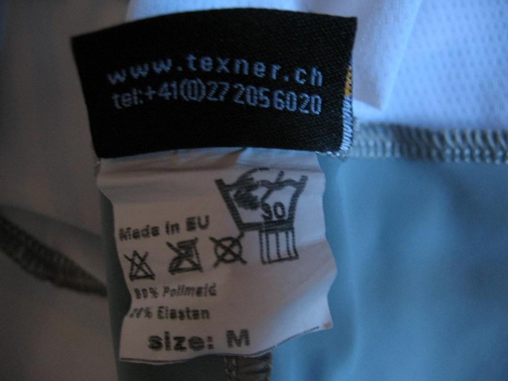 Велошорты TEXNER leman cycling bib short (размер M) - 4