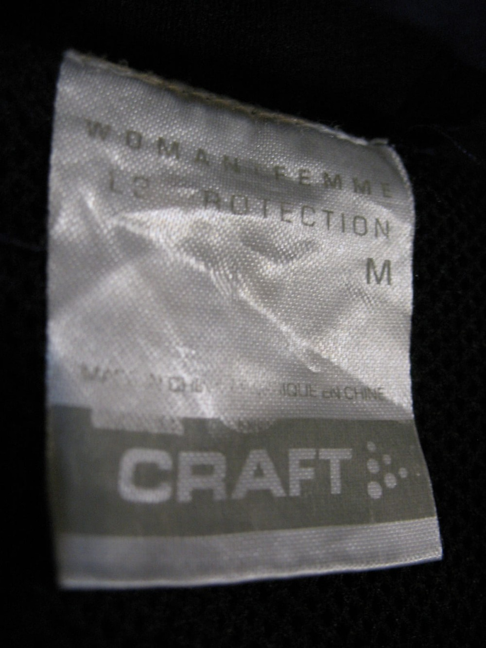 Куртка CRAFT run jacket lady (размер M) - 7