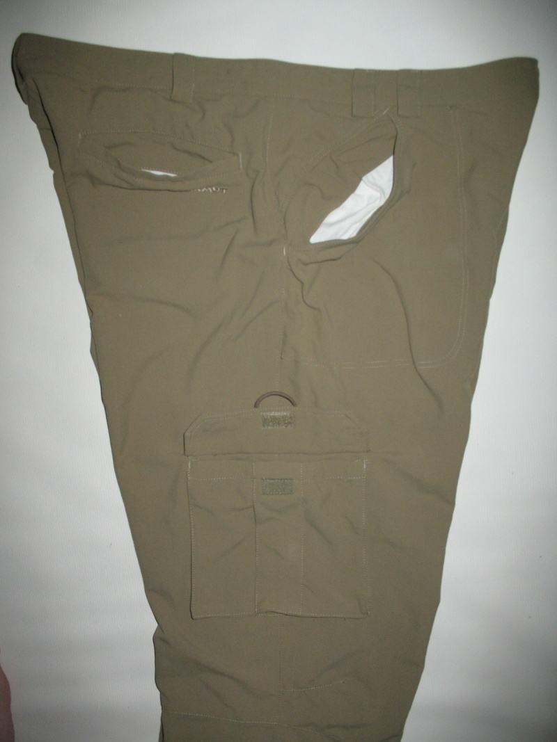 Шорты MAMMUT 3/4 shorts (размер 56-XXL) - 8