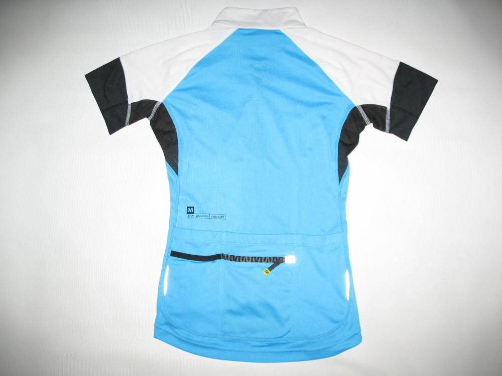 Веломайка MAVIC cycling jersey lady (размер S) - 3