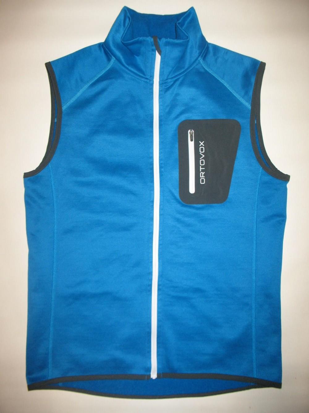 Жилет ORTOVOX merino fleece vest (размер S) - 2