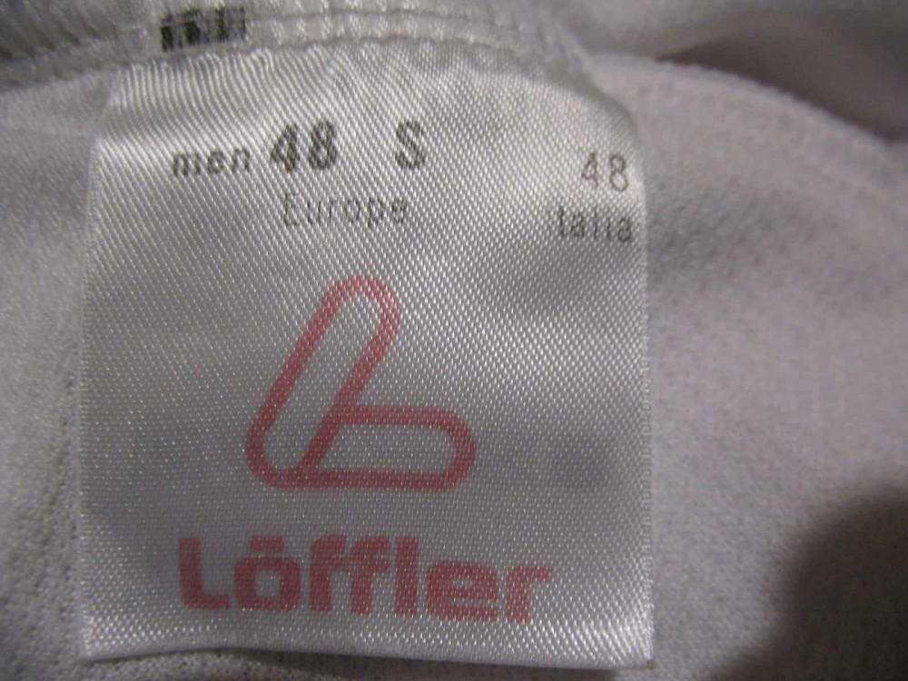 Веломайка LOEFFLER cycling jersey (размер 48-S/M) - 5