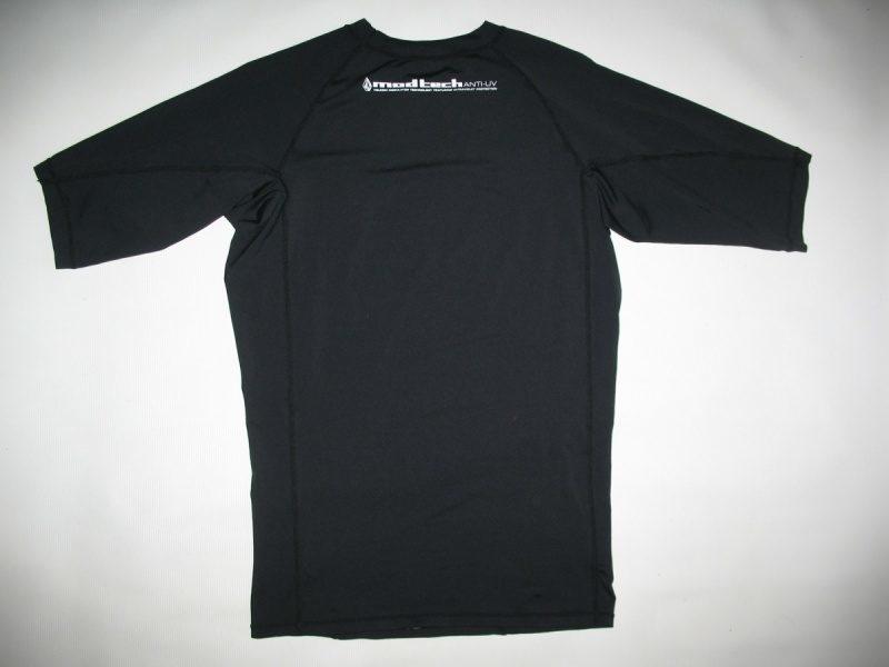 Футболка VOLCOM modtech compression jersey  (размер XL) - 1