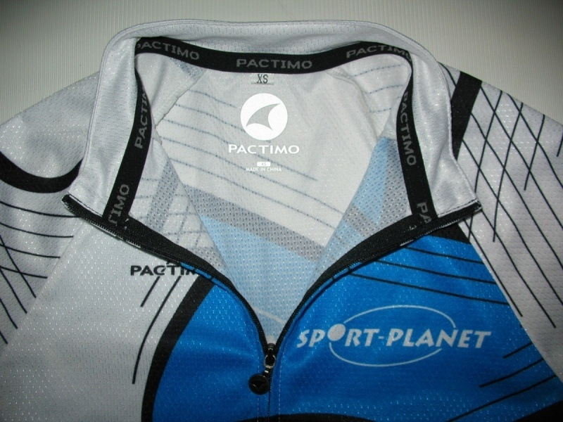 Футболка PACTIMO sport-planet jersey (размер XS) - 3