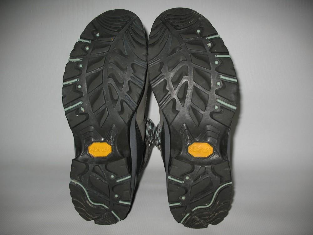 Ботинки COLUMBIA  titanium daska pass boots lady (размер US8/UK6/EU39(на стопу 245 mm)) - 9
