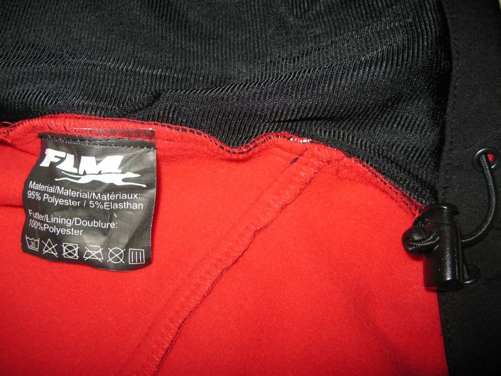Жилет FLM sports softshell 1.0 vest (размер S) - 8