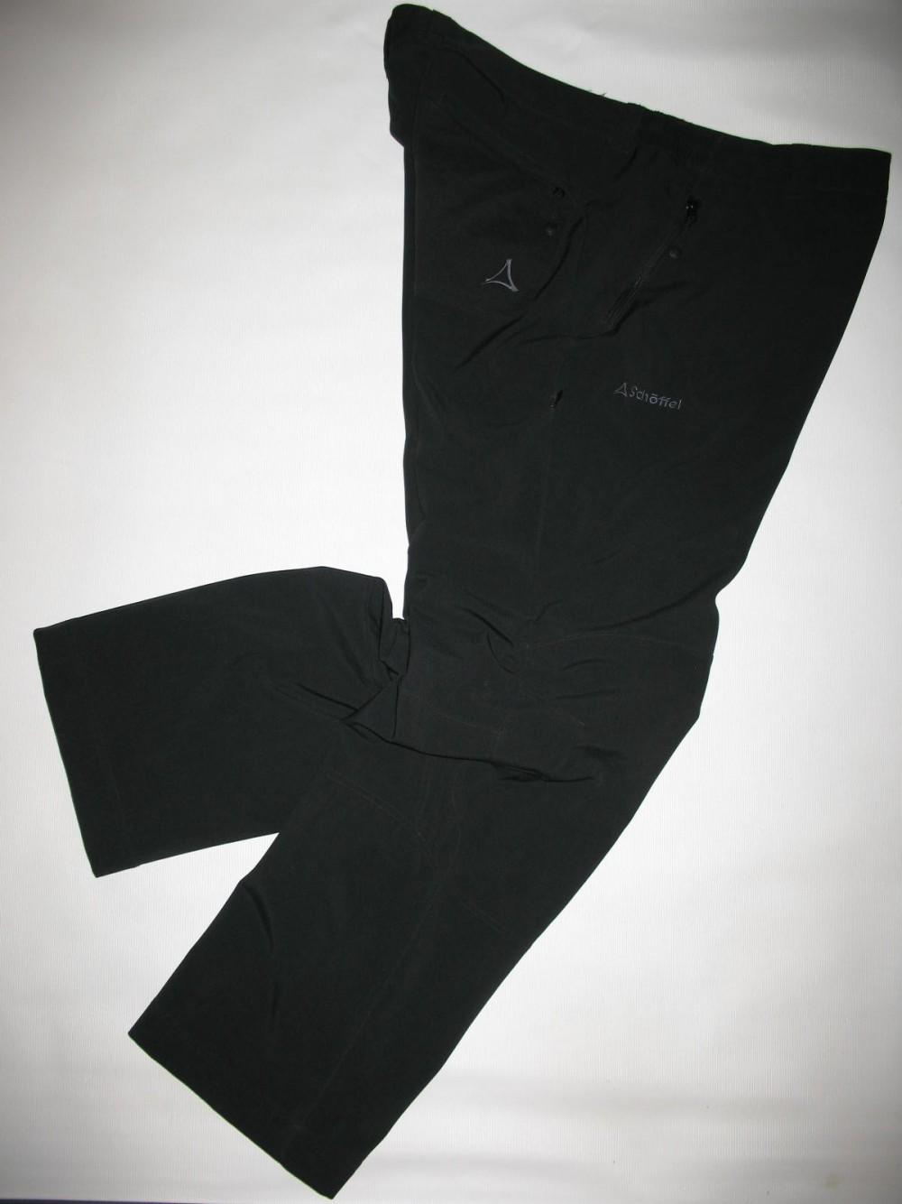 Штаны SCHOFFEL ice trail softshell pants (размер 56/XXL) - 2