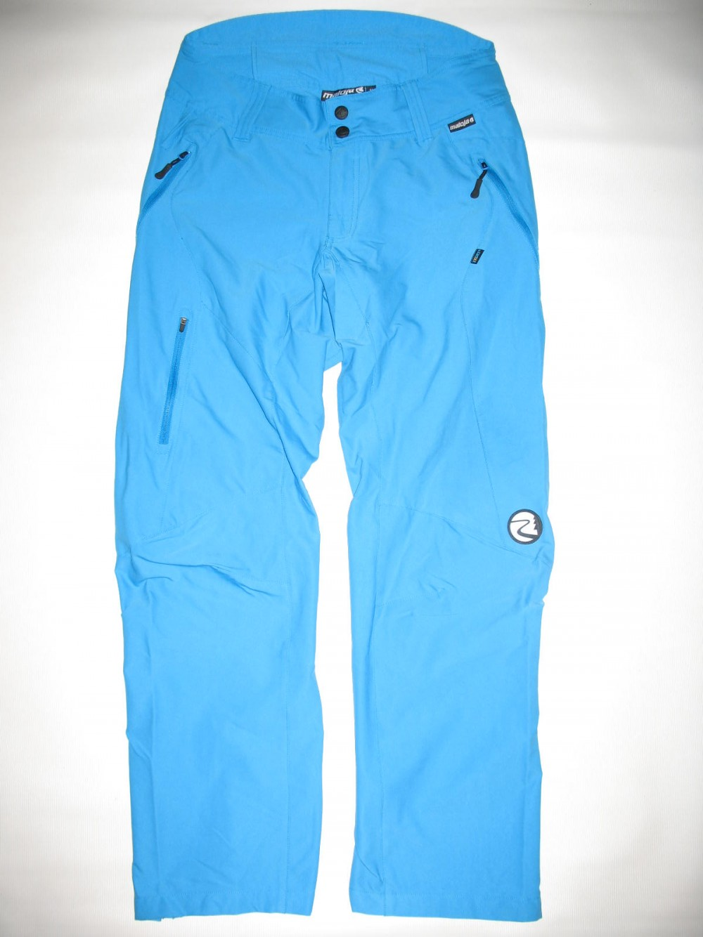 Велоштаны MALOJA 3xdry bike pants (размер M) - 1