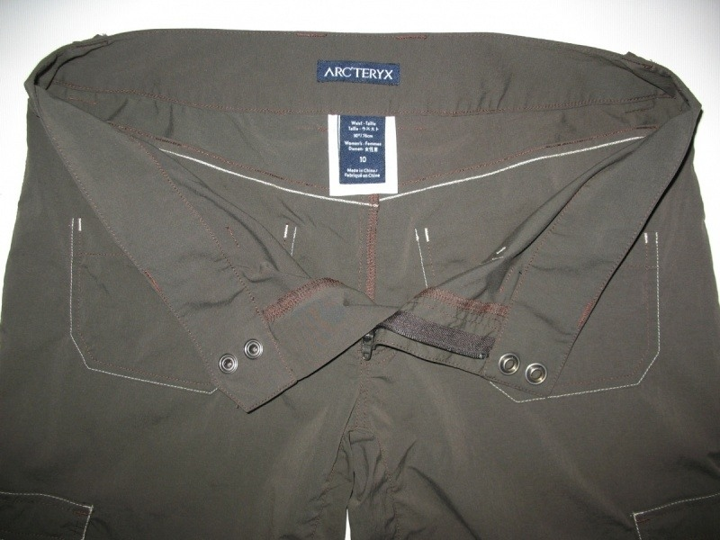 Шорты ARC'TERYX parapet long short lady (размер 10/M) - 3