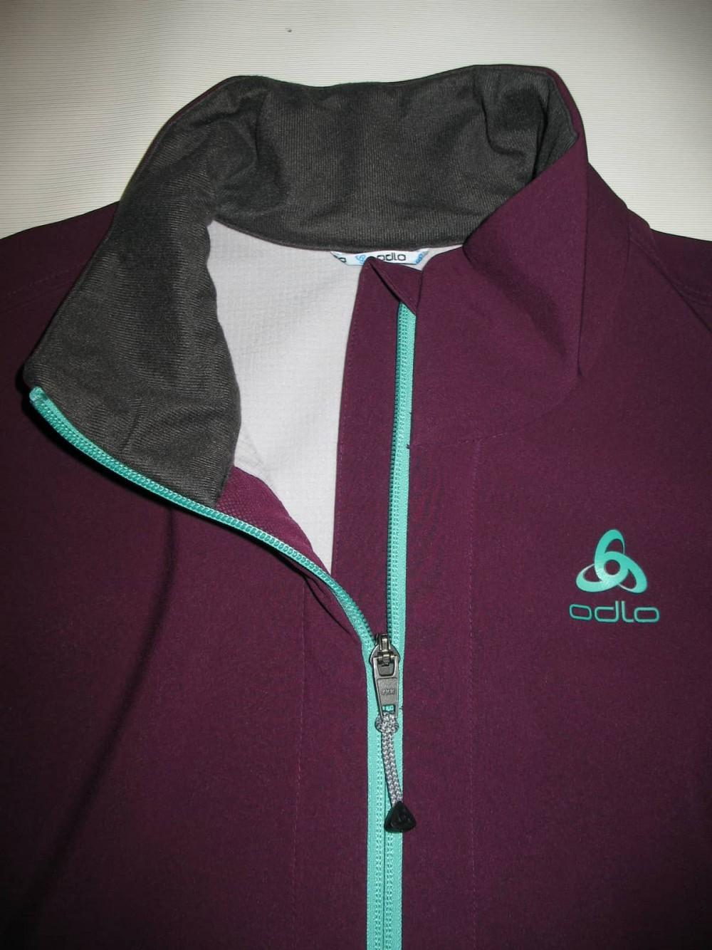 Куртка ODLO logic windproof softshell jacket lady (размер XXL) - 1